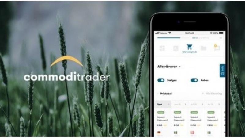 România, prima ţară din Europa de Est unde s-a lansat platforma digitală de comerţ agricol Commoditrader
