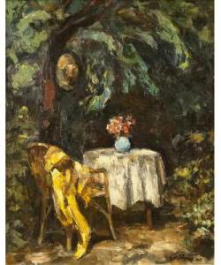Un tablou de Samuel Mutzner este vedeta primei licitații de artă din acest an