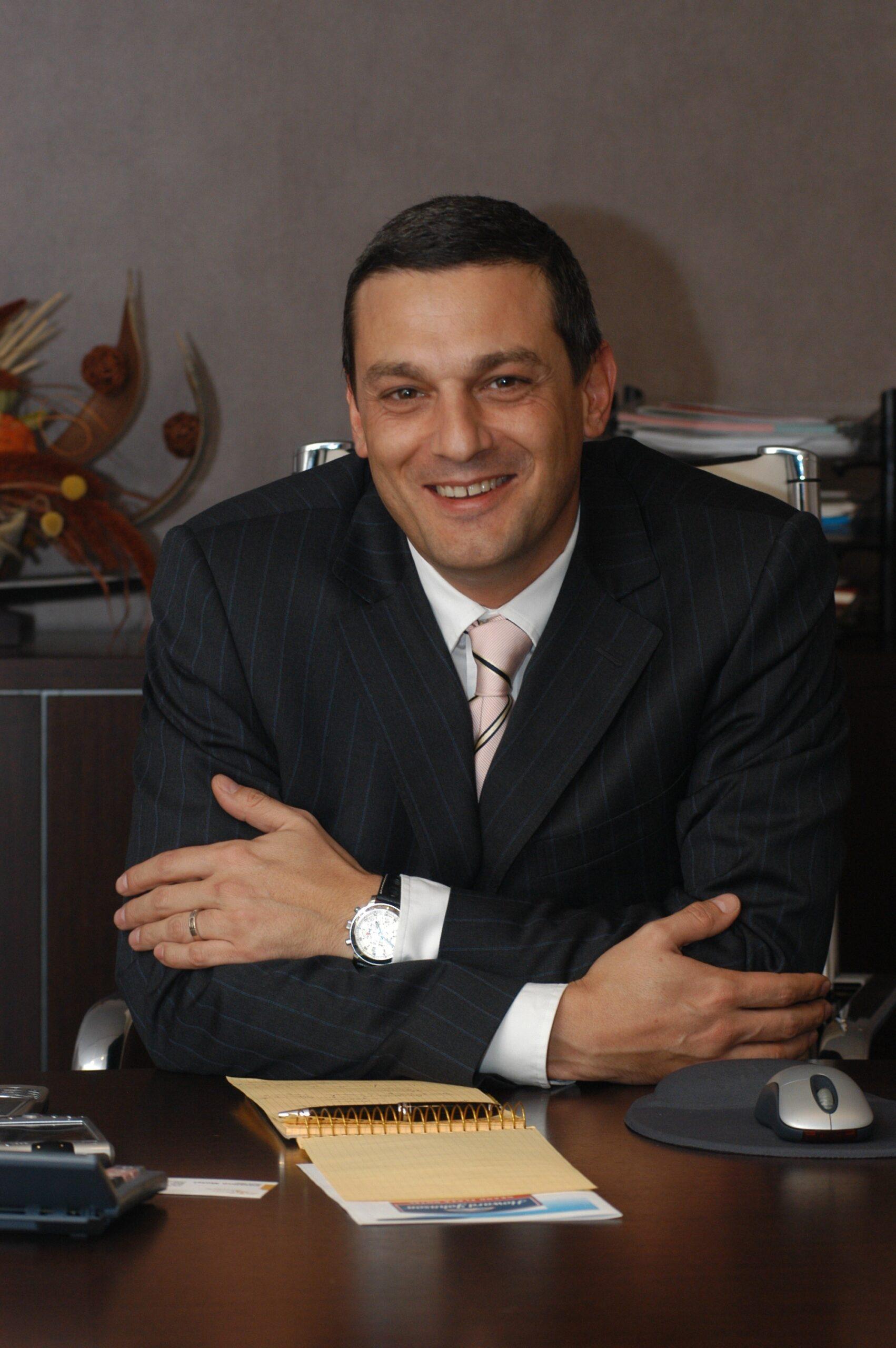 Constantin Sebeșanu este noul Director de Dezvoltare al Impact Developer & Contractor