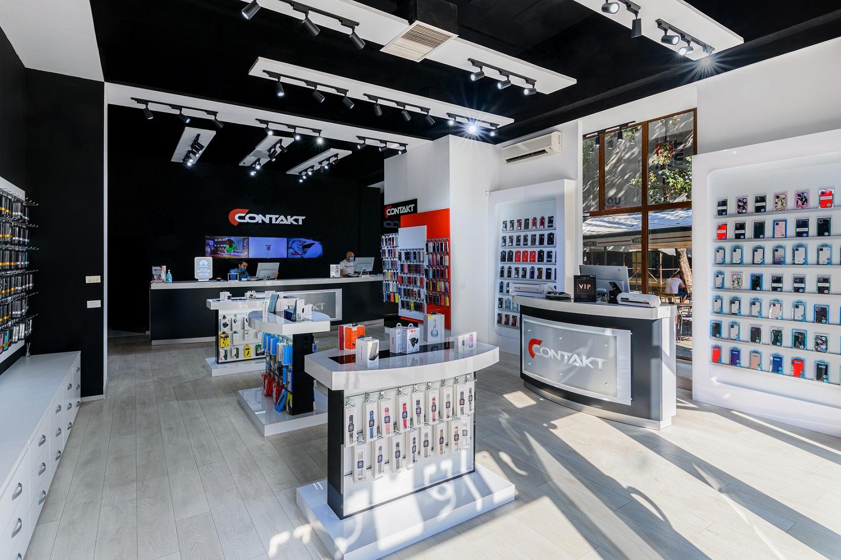 Retailerul Contakt a deschis 18 unități noi în 2020, depășind pragul de 200 de locații active în toată țara