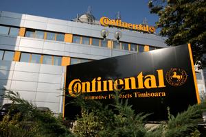 Fabricile de componente electronice Continental din Timişoara şi Sibiu au reluat producţia