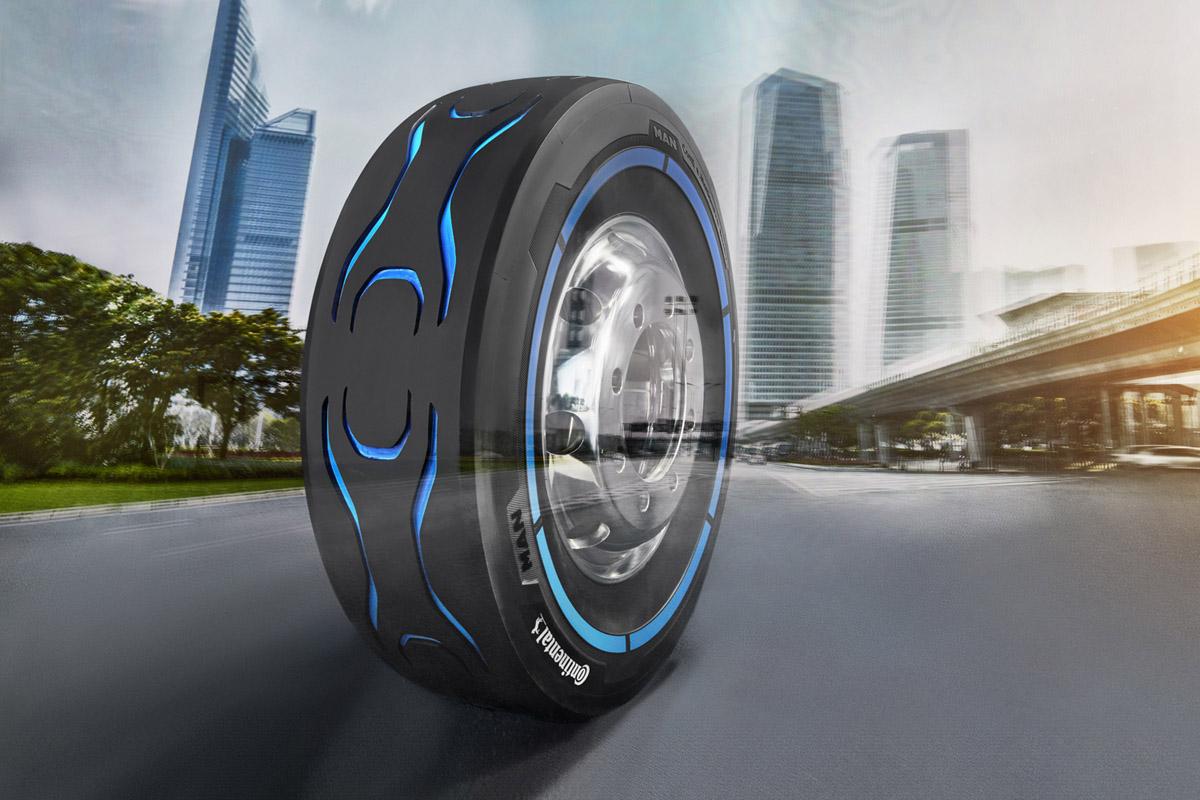 Continental a început să fabrice la Timișoara anvelope speciale pentru mașini electrice