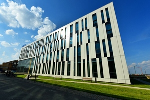 Coresi Business Park Brașov a finalizat prima clădire de birouri
