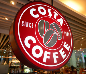 Coca-Cola cumpără lanțul de cafenele Costa Coffee pentru 5,1 miliarde de dolari