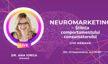 Comunitatea OSC-MarketingManager: Discuții despre neuromarketing și comportamentului consumatorului