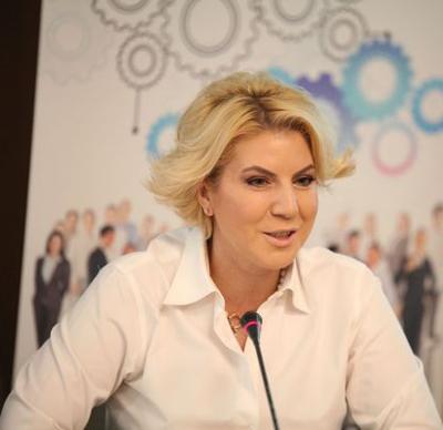 Cristina Chiriac, preşedintele CONAF, aleasă ambasador al României pentru Săptămâna Europeană a Competenţelor Profesionale