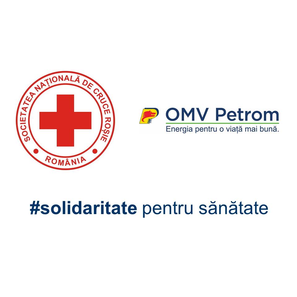 OMV Petrom susține intervenția Crucii Roșii Române în pandemia COVID-19 cu o donație de un milion de euro