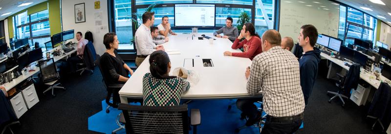 Echipa DB Global Technology a ajuns la 800 de persoane și continuă să se extindă