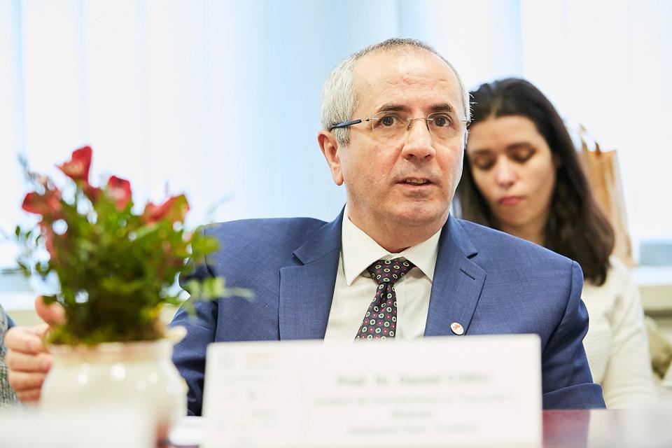 Dr. Daniel Coriu este noul preşedinte al Colegiului Medicilor din România