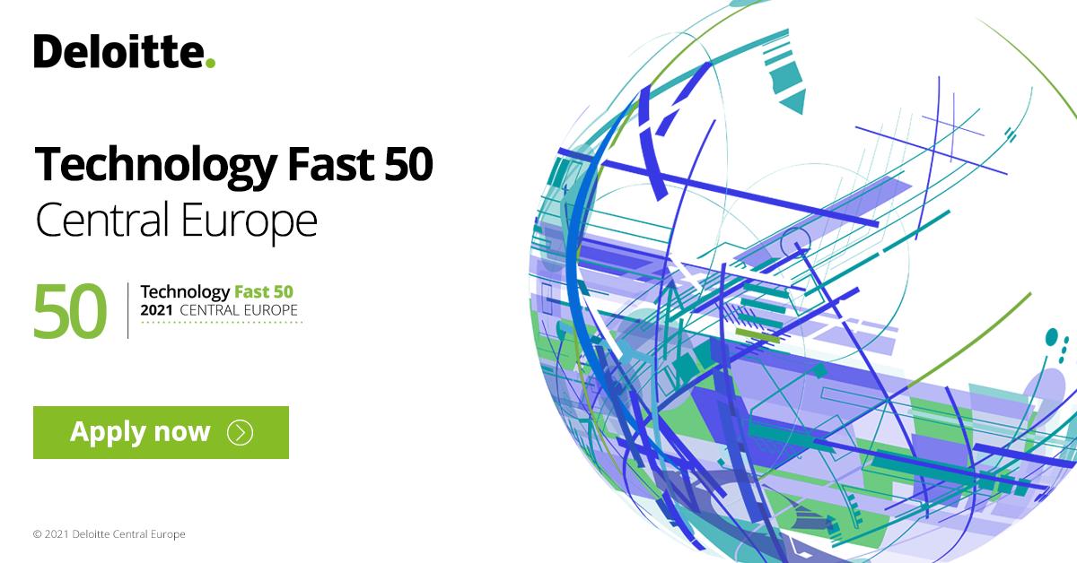 Deloitte România dă startul înscrierilor pentru cea de-a 22-a ediție a competiției Technology Fast 50 Europa Centrală