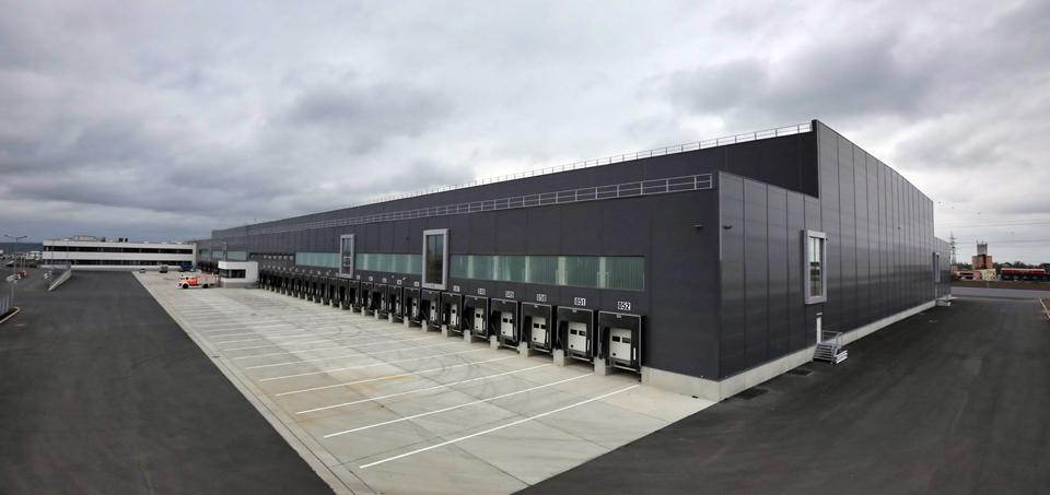 Lidl a inaugurat primul centru logistic din zona de Est a țării