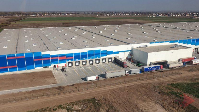 """eMag investeşte 90 de milioane de euro într-un centru logistic """"verde"""" de 130.000 mp"""