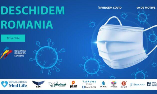 Romanian Business Leaders inițiază o campanie pro-vaccinare împotriva Covid-19