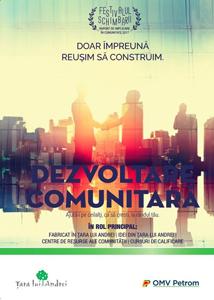 2,8 milioane de euro alocați de OMV Petrom în 2017 pentru proiecte de responsabilitate socială