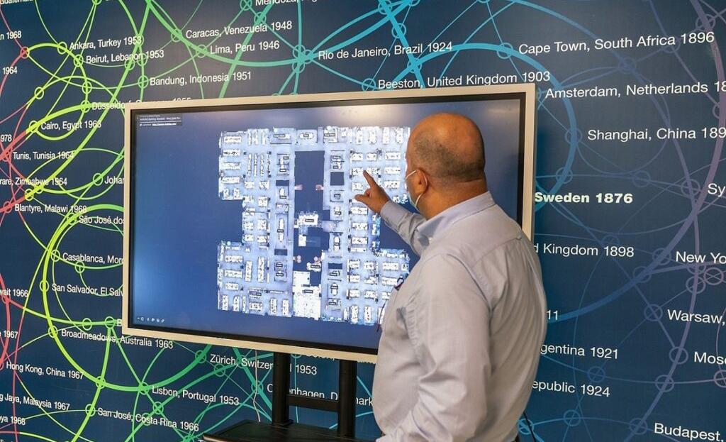 Cum funcționează prima clădire de birouri IMMUNE – Rezilient din lume