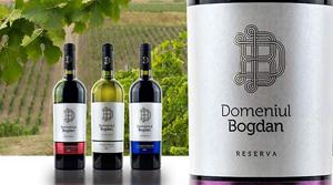 Domeniul Bogdan, cel mai medaliat producător român de vinuri organice din România