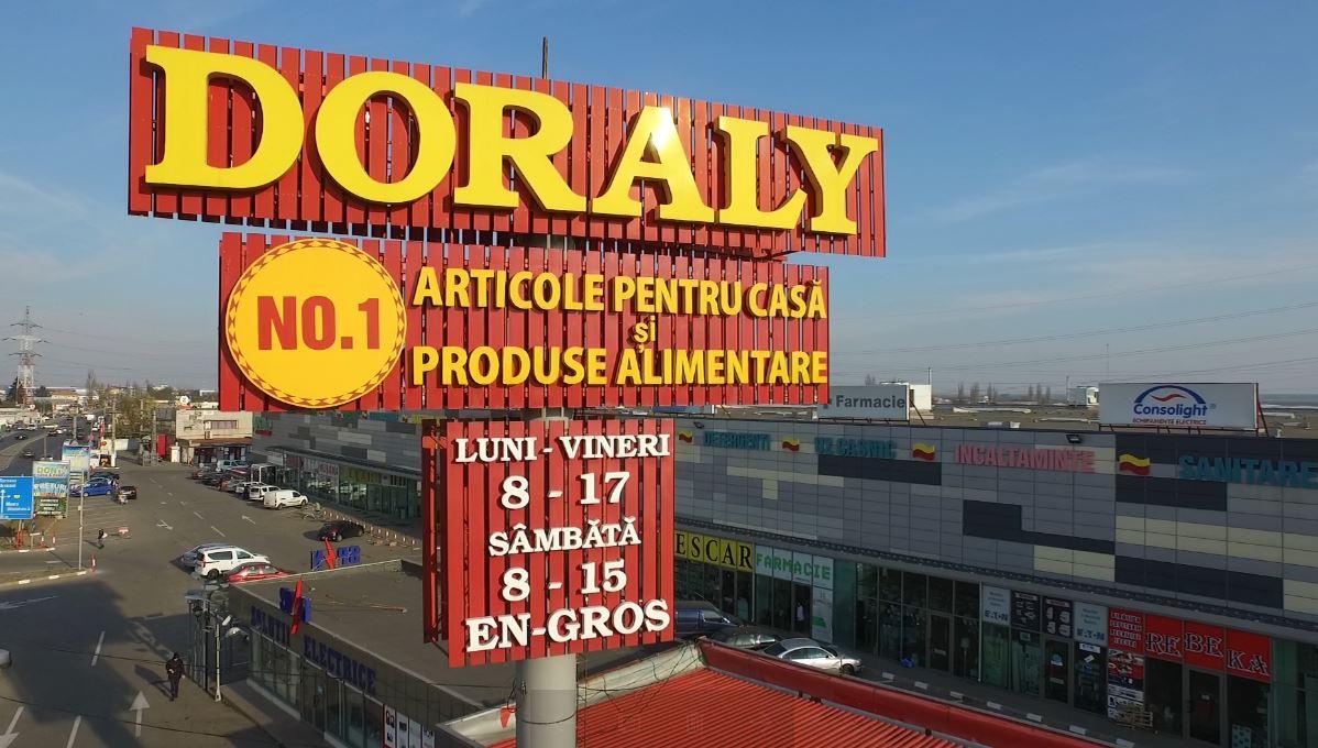 Doraly a investit 1,5 milioane de euro în achiziția unui teren pentru extindere