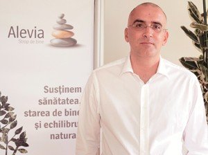 Dr. Florin Mitocaru director general Alevia