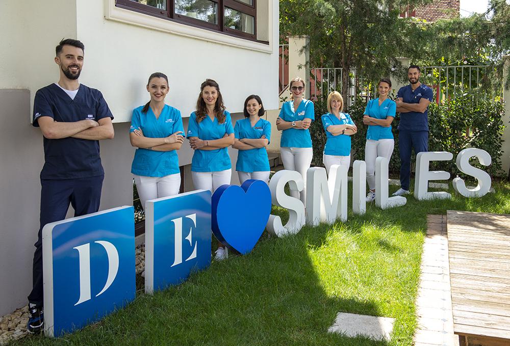 DENT ESTET Sibiu – primul loc în piața de stomatologie privată locală, la doar un an de la inaugurare