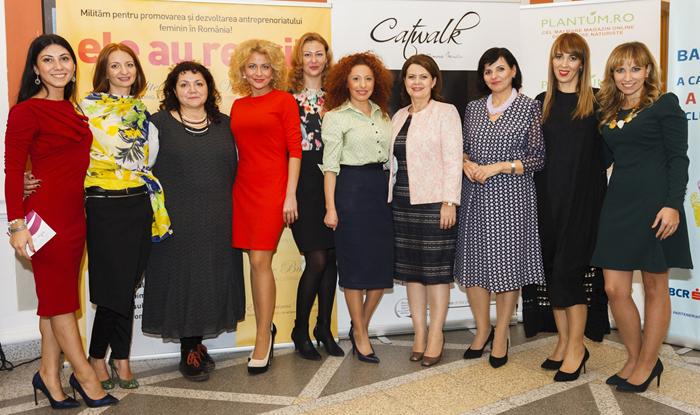 """Conferinţa care promovează antreprenoriatul feminin românesc, """"Ele au reuşit"""", ajunge la Lisabona"""