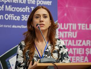 """Emiliana Dovan, Adservio: """"Catalogul electronic reduce birocrația și crește performanțele elevilor"""""""