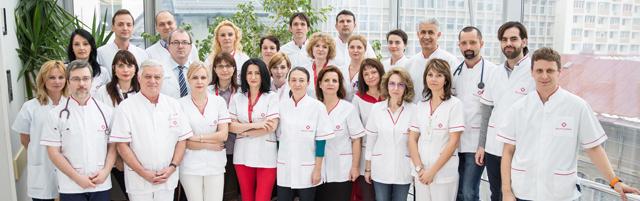 Euroclinic, primul spital privat din București, a aniversat zece ani de activitate
