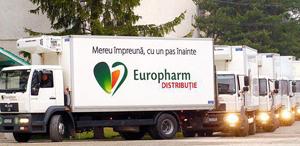 Europharm Distribuţie investeşte un milion de euro pentru achiziţia unei flote auto nepoluante