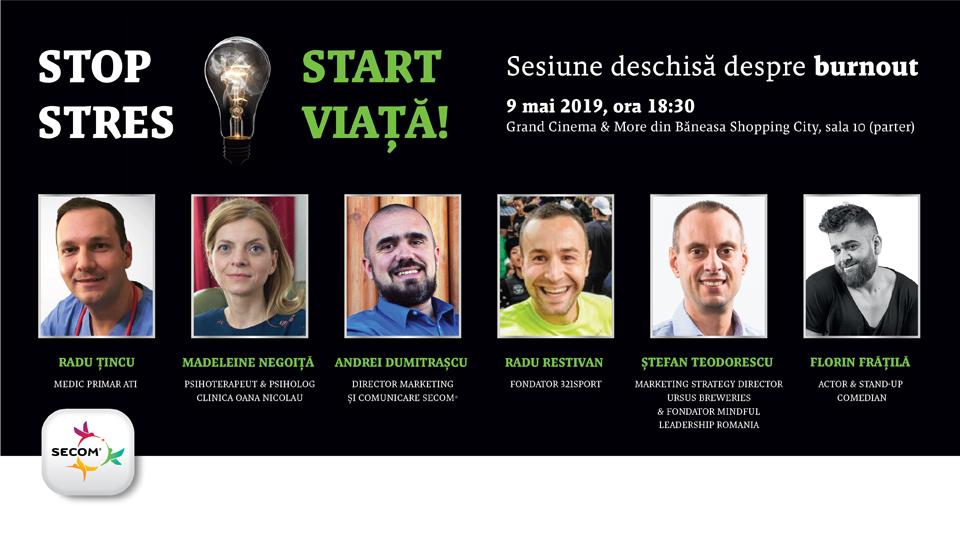 8% dintre români sunt afectați de burnout, sindromul epuizării profesionale
