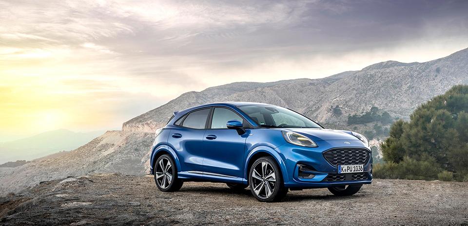 Ford lansează motorul diesel și cutia automată pe modelul Puma, construit la Craiova