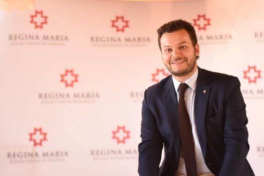 """Fady Chreih, CEO Regina Maria: E timpul să nu mai gândim în """"noi și voi"""", în """"public și privat"""", ci în ce este mai bine de facut pentru români și România"""