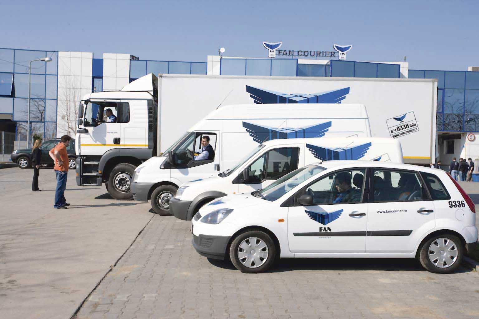 FAN Courier preia operatorul de transport și logistică SLS Cargo