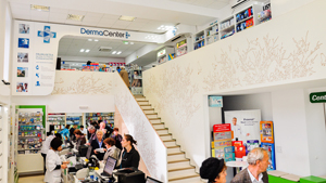 În București se va deschide a patra Farmacie Tei