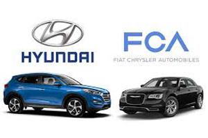 Fiat Chrysler și Hyundai nu vor fuziona, dar ar putea forma un parteneriat tehnic