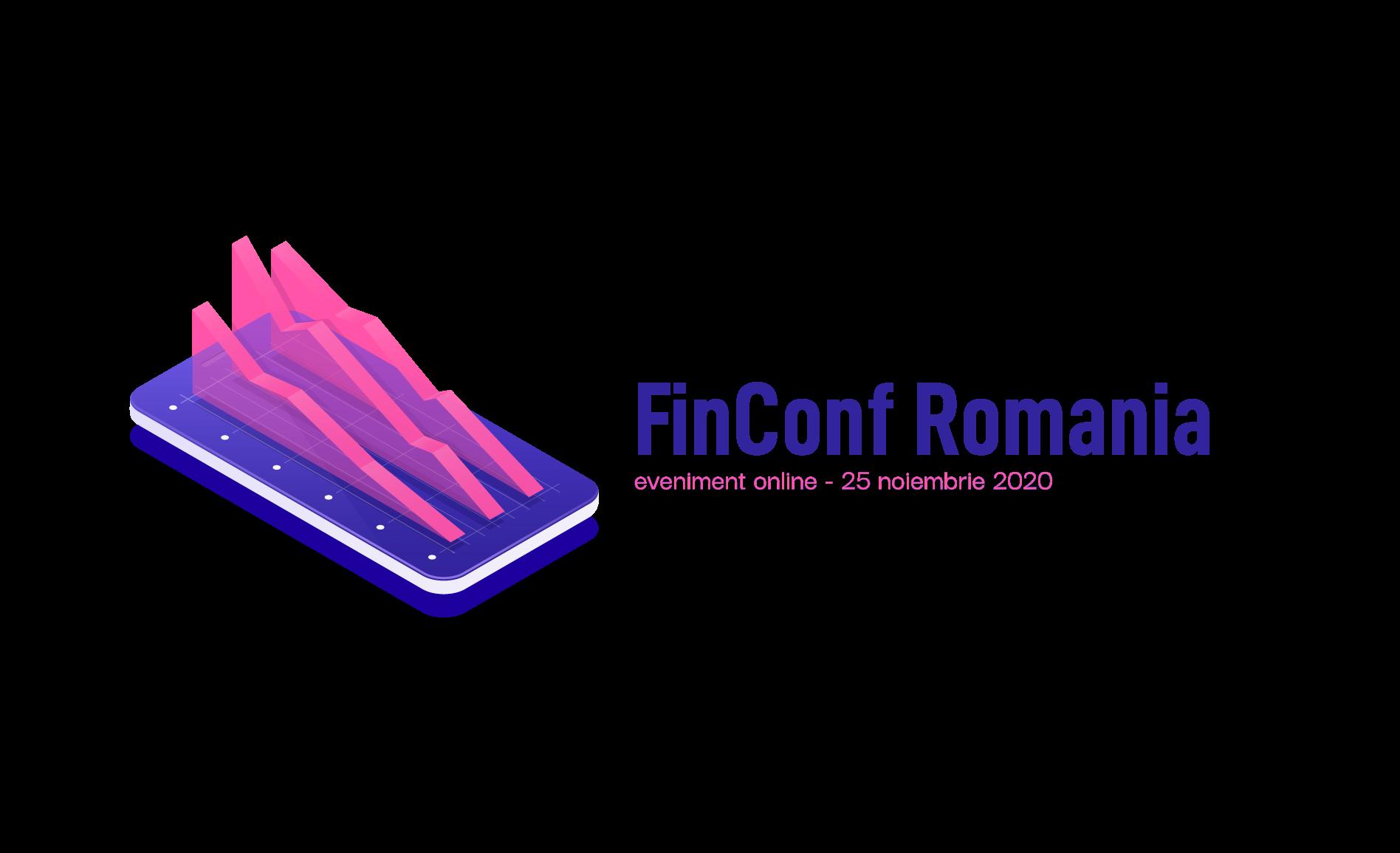 """Pe 25 noiembrie, discutăm despre evoluția sectorului financiar-bancar, în cadrul """"FinConf România"""", eveniment online"""