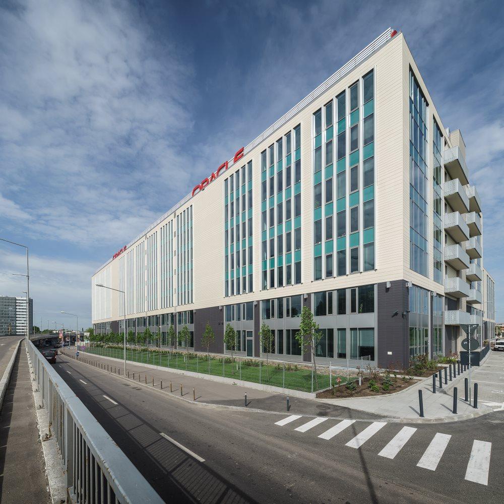 Cushman & Wakefield Echinox preia administrarea proiectului de birouri Floreasca Park din Bucureşti