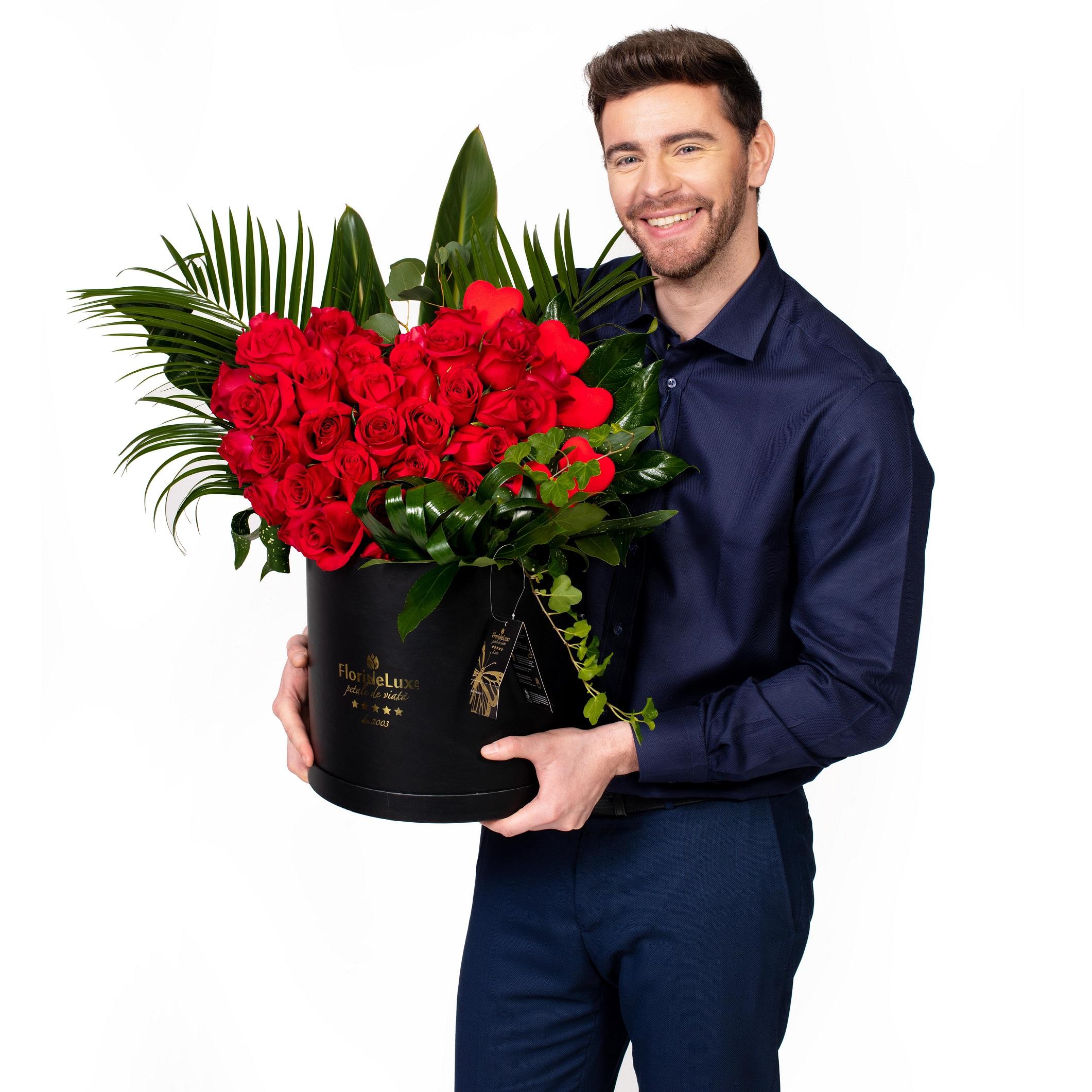 FlorideLux.ro estimeaza vanzari de 60.000 euro cu ocazia Valentine`s Day