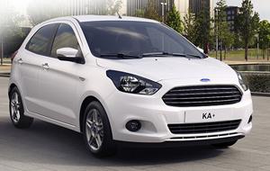 Mic, dar cu spațiu generos la interior și economic: noul Ford KA+