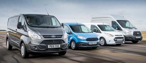 Ford a devenit liderul vânzărilor de vehicule comerciale din Europa