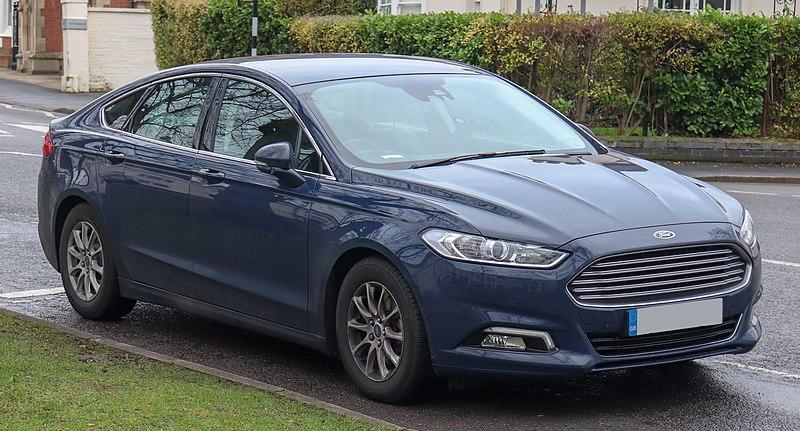 Ford renunţă la Mondeo şi confirmă că va electrifica toată gama de maşini din Europa până în 2030