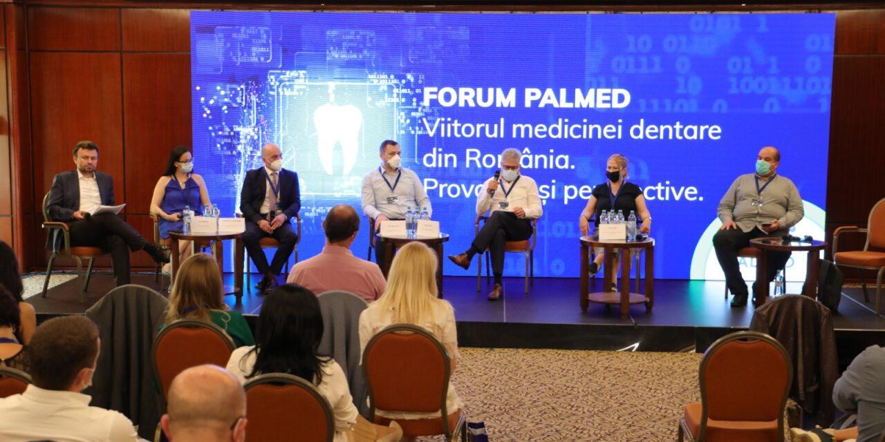Ministerul Sănătății și CNAS, la primul Forum PALMED privind medicina dentară din România, o voce unită în beneficiul pacienților și medicilor stomatologi din România