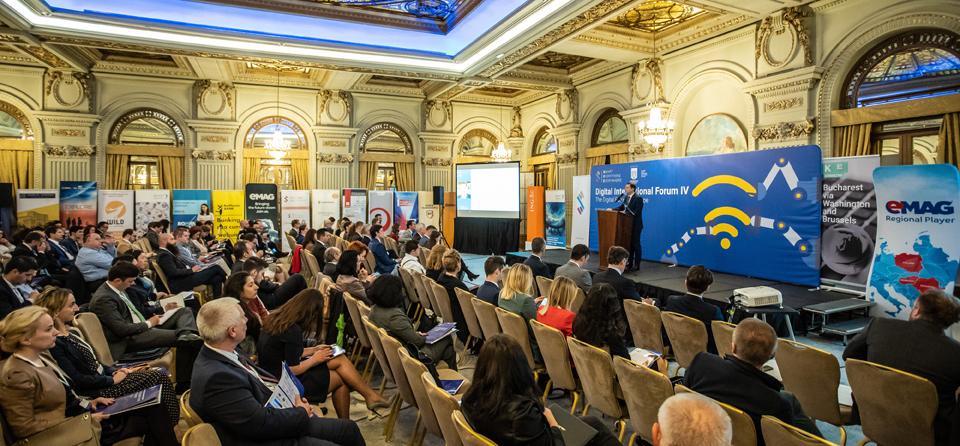 Viitorul Digital al Europei a fos discutat la Forumul Internațional Digital de la Buxurești și Sibiu