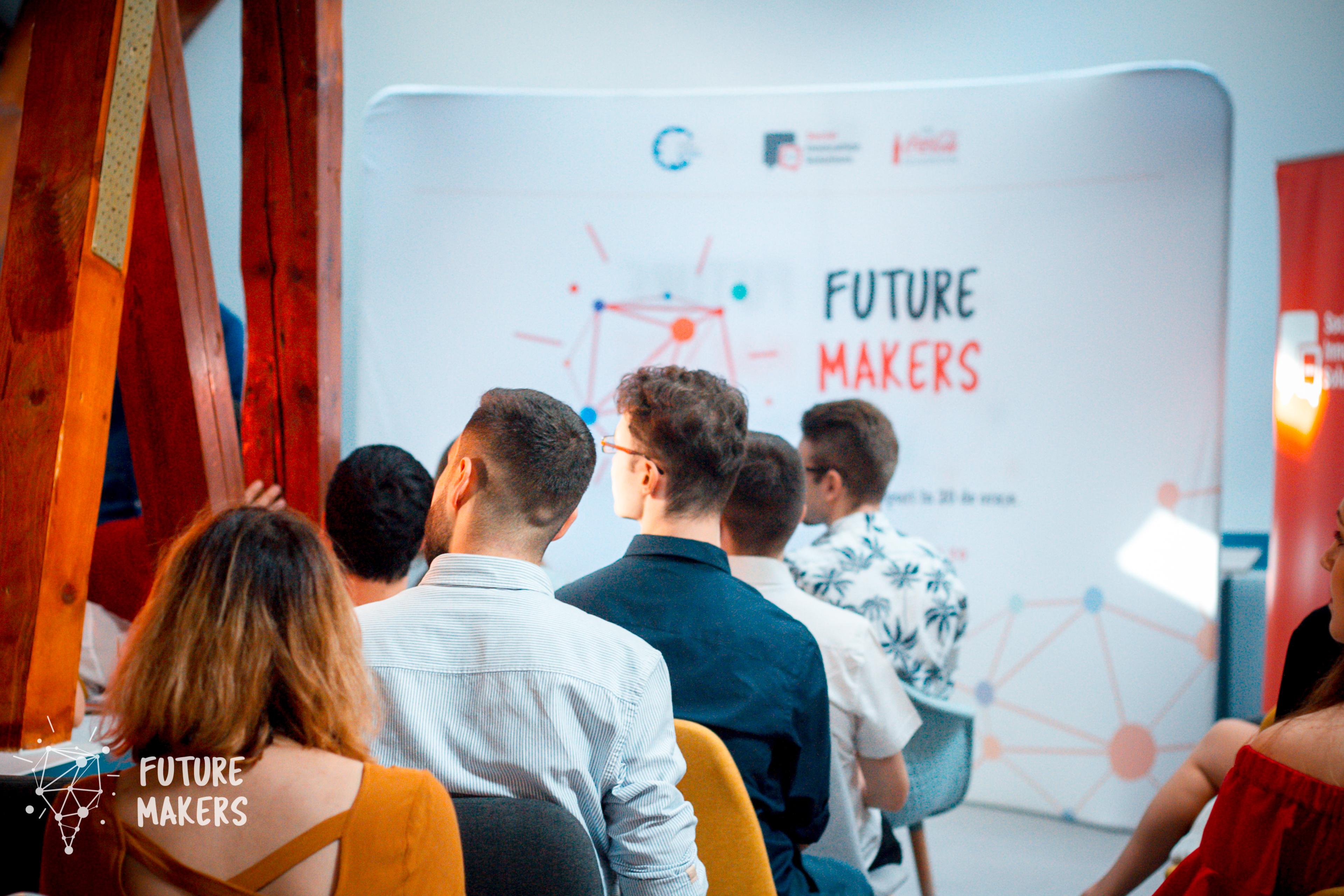Juriul Future Makers a ales 55 de idei de afaceri ale tinerilor, pentru viitorul României