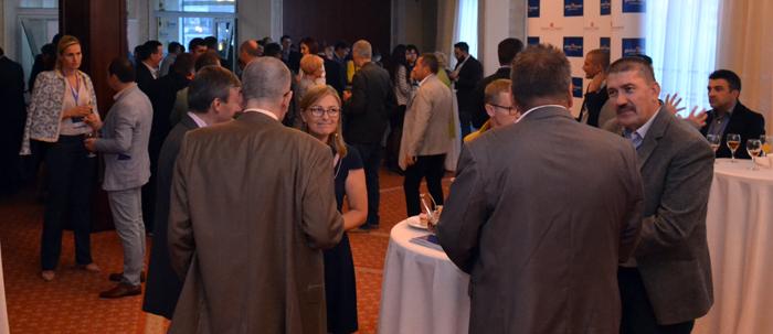 Global Manager Business Cocktail la Baia Mare: 105 manageri din mediul de afaceri au participat la întâlnirea comunității din acest an