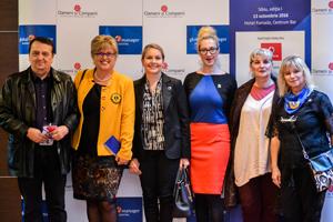 Global Manager Business Cocktail Sibiu: 160 membri ai comunității de afaceri au participat la întâlnirea din acest an