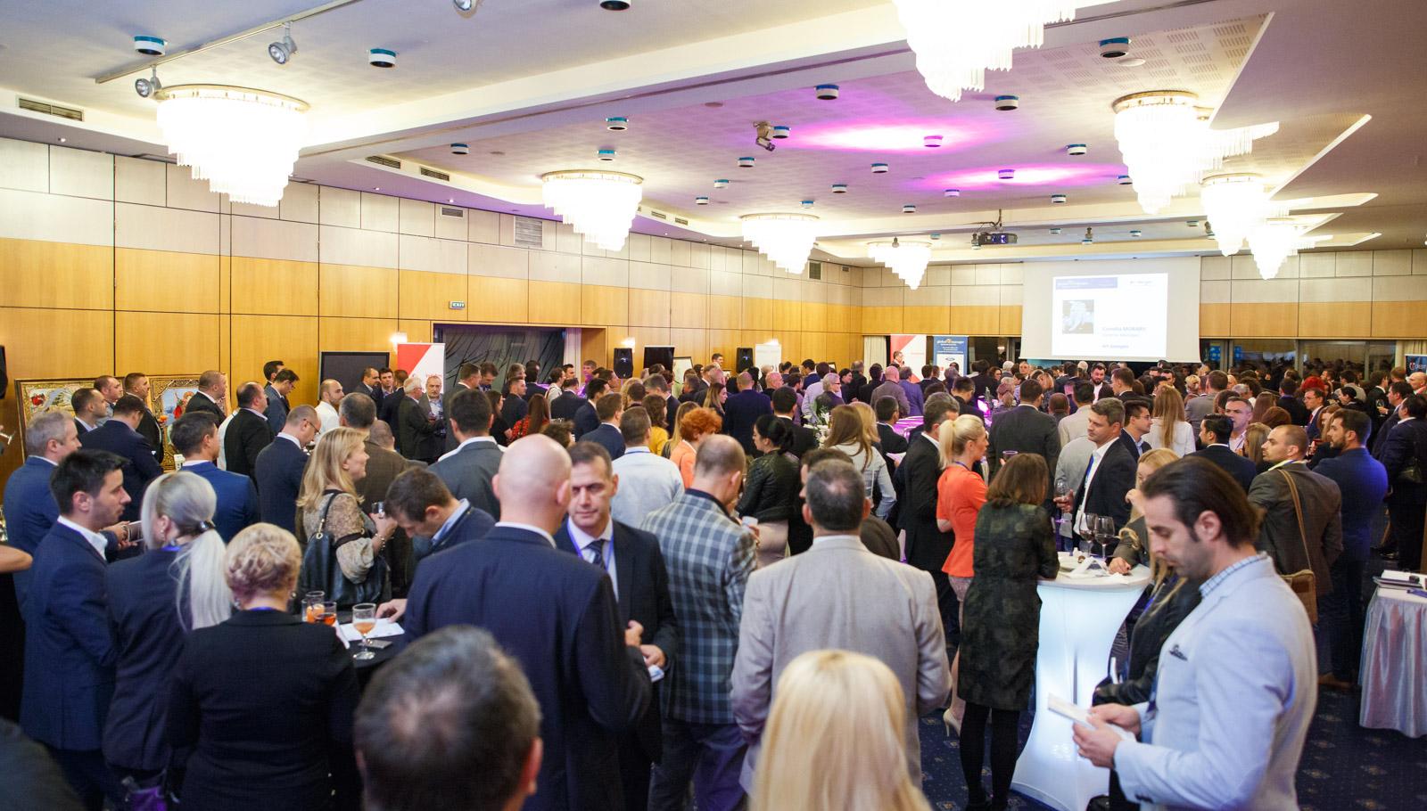 400 de membri ai comunității Global Manager Business, reuniți la București