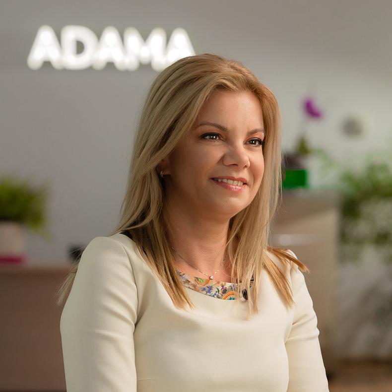 Gabriela Vila este noul Director General al ADAMA Agricultural Solutions România