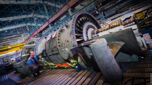 General Electric a început testarea celui mai mare motor cu reacție din lume, o investiție de 10 milioane de dolari