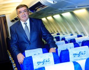 Gheorghe Răcaru se retrage de la conducerea Blue Air