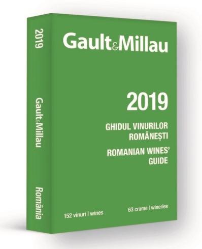 """152 de vinuri de la 63 crame locale au fost incluse în prima ediție a """"Ghidului vinurilor românești"""""""