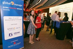 Prima întâlnire a Comunităţii Global Marketing Manager a avut loc în Capitală